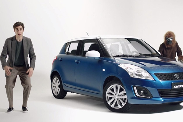 Suzuki Swift - Il Furto